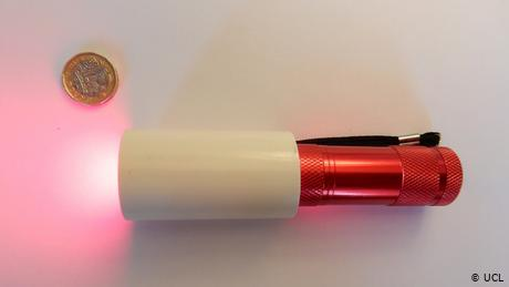 Deep red light can 'recharge' aging eyes