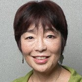 Photo of Toshiko Takenaka.