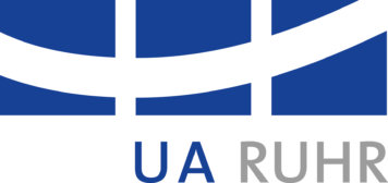 Logo of the UA Ruhr.