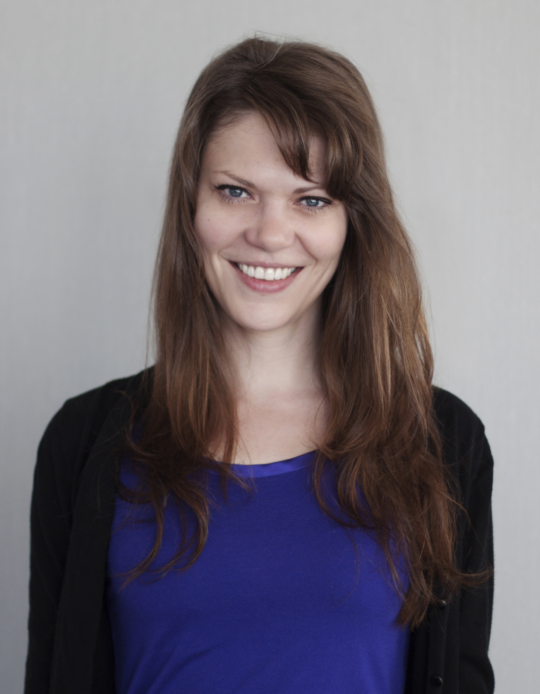 Picture of Hanni Geist, the Information Officer of the IC San Francisco.