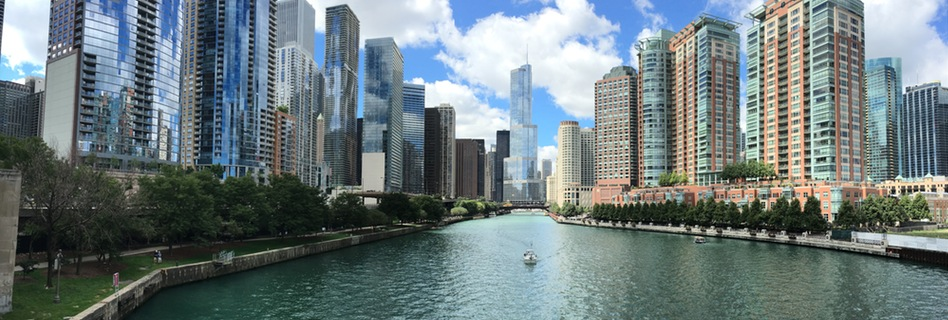 Der Chicago River. pexels.com