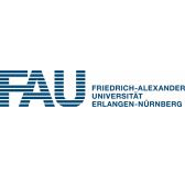 Logo of the FAU Erlangen-Nuernberg.